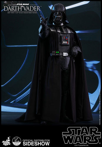 HOT TOYS STAR WARS DARTH VADER (ROTJ) 1/4 PREMIUM SCALE