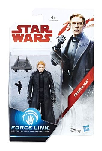 "THE LAST JEDI - GENERAL HUX 3,75"" / FORCE LINK"