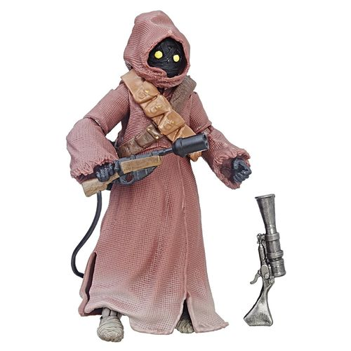 "BLACK SERIES 40th ANNIVERSARY JAWA 6"" / LOOSE"