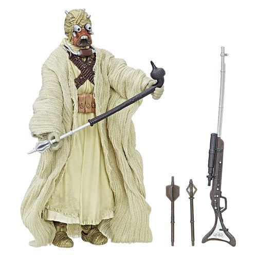 "BLACK SERIES 40th ANNIVERSARY TUSKEN RAIDER 6"" / LOOSE"