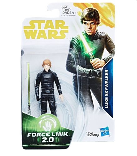 SOLO - A STAR WARS STORY - LUKE SKYWALKER (JEDI) / FORCE LINK 2.0