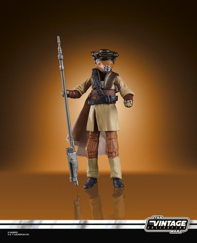 THE VINTAGE COLLECTION - LEIA ORGANA (BOUSHH) 3,75""