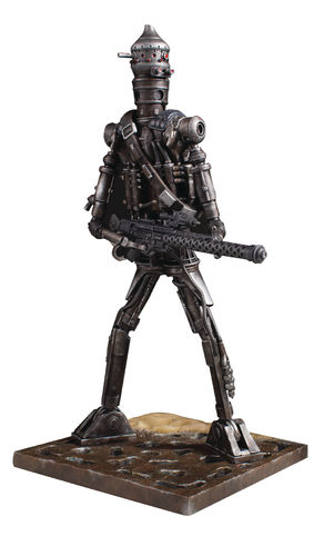 GENTLE GIANT COLLECTORS GALLERY - IG-88 1/8
