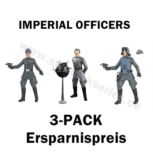 "IMPERIAL OFFICERS 3-PACK 6""  / ERSPARNISPREIS"