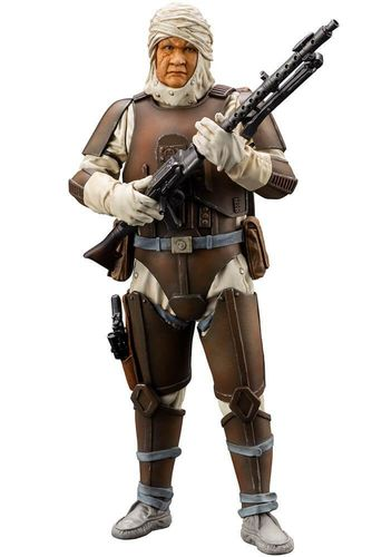 KOTOBUKIYA STAR WARS DENGAR BOUNTY HUNTER ARTFX+ 1/10