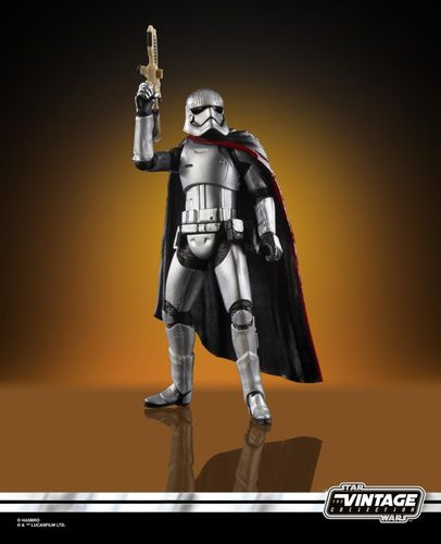 THE VINTAGE COLLECTION - CAPTAIN PHASMA 3,75""