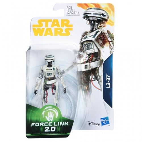SOLO - A STAR WARS STORY - L3-37 / FORCE LINK 2.0