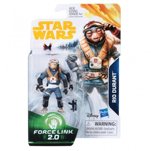 SOLO - A STAR WARS STORY - RIO DURANT / FORCE LINK 2.0