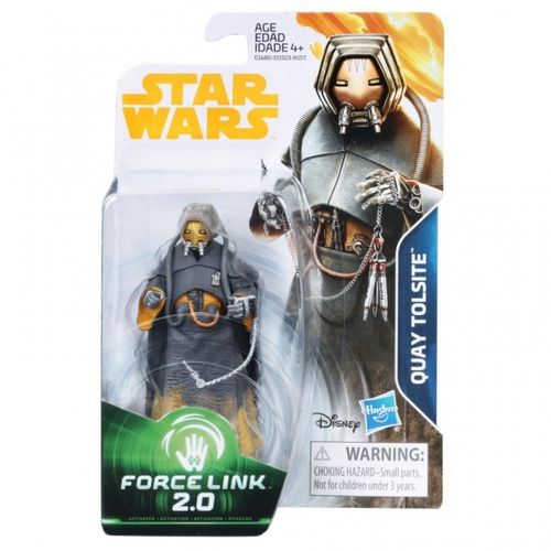 SOLO - A STAR WARS STORY - QUAY TOLSITE / FORCE LINK 2.0