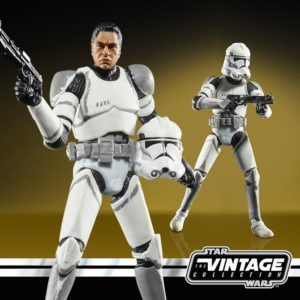 "THE VINTAGE COLLECTION - ELITE CLONE TROOPER 3,75"" / EE EXCLUSIVE"
