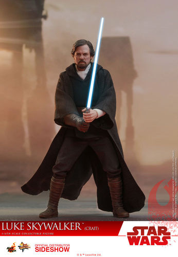 HOT TOYS STAR WARS LUKE SKYWALKER (CRAIT) / SIXTH SCALE MMS507