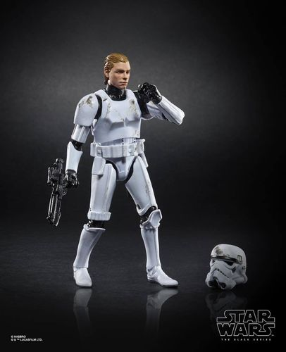 "LUKE SKYWALKER (STORMTROOPER) 6"" / TARGET EXCLUSIVE"
