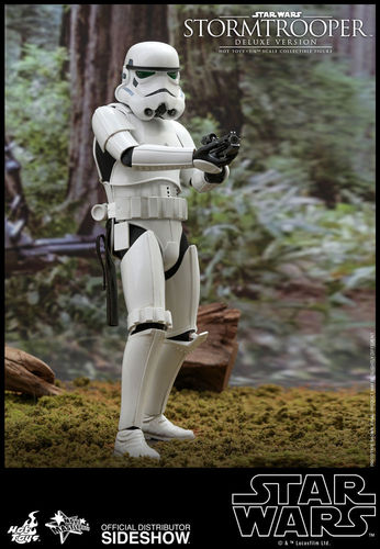 HOT TOYS STAR WARS STORMTROOPER DELUXE / SIXTH SCALE MMS515