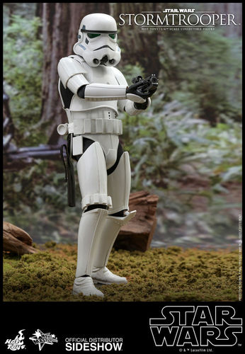 HOT TOYS STAR WARS STORMTROOPER 1/6  MMS514