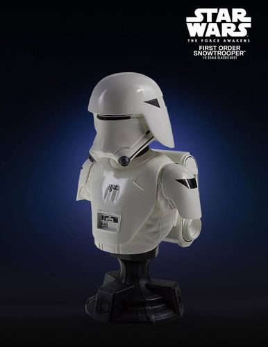 GENTLE GIANT FIRST ORDER SNOWTROOPER BÜSTE 1/6 / PGM EXCLUSIVE