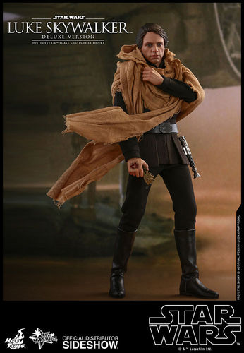 HOT TOYS STAR WARS LUKE SKYWALKER (ENDOR) DELUXE / SIXTH SCALE MMS517