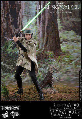 HOT TOYS STAR WARS LUKE SKYWALKER (ENDOR) / SIXTH SCALE MMS516