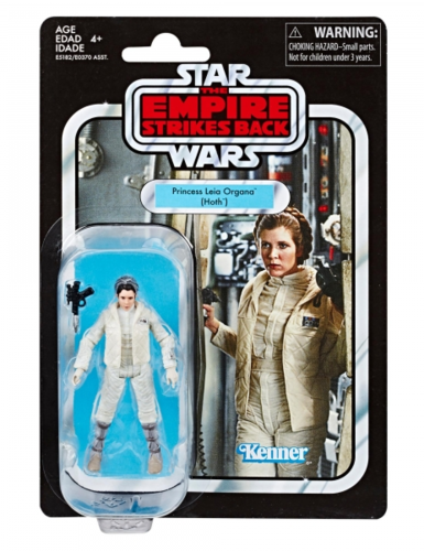 THE VINTAGE COLLECTION - PRINCESS LEIA ORGANA (HOTH) 3,75""