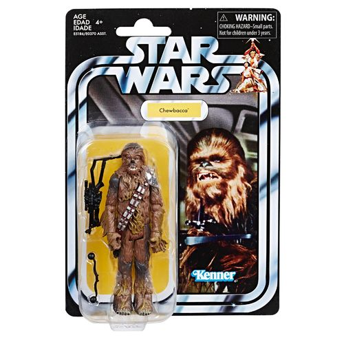 THE VINTAGE COLLECTION - CHEWBACCA VC141 / 3,75""