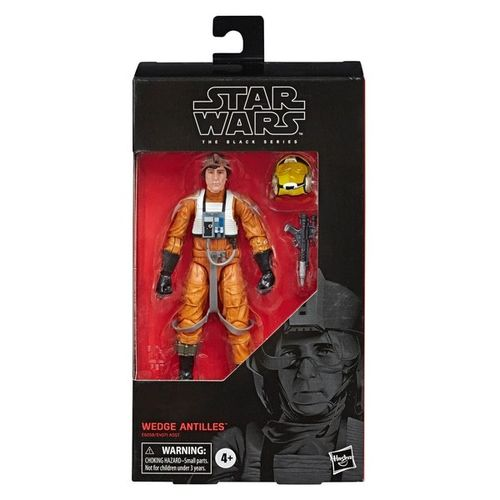 "BLACK SERIES WEDGE ANTILLES 6""  #102"