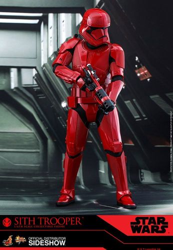 HOT TOYS STAR WARS SITH TROOPER (THE RISE OF SKYWALKER) 1/6 MMS544
