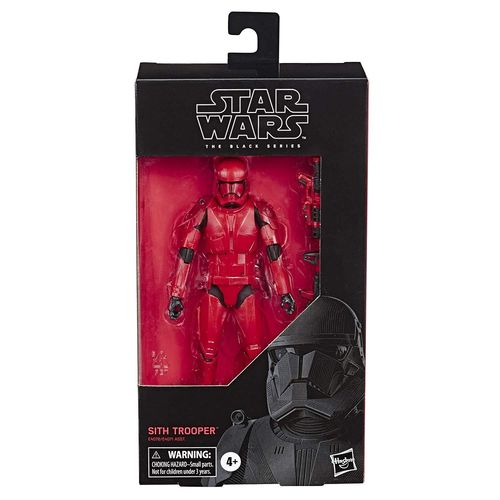 "BLACK SERIES SITH TROOPER 6""  #92"