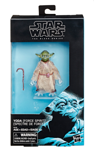 BLACK SERIES YODA (FORCE SPIRIT) / WALMART EXCLUSIVE
