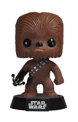 FUNKO POP STAR WARS - CHEWBACCA #06