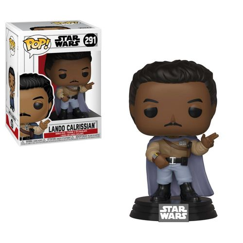 FUNKO POP STAR WARS - LANDO CALRISSIAN (GENERAL) #291