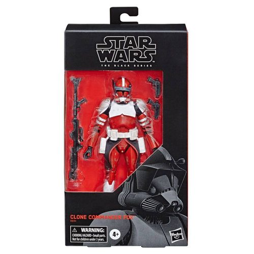"CLONE COMMANDER FOX 6"" / GAMESTOP USA EXCLUSIVE"