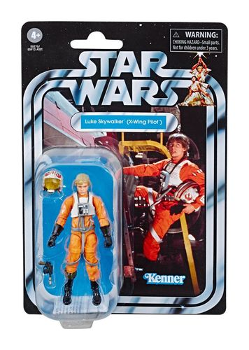 THE VINTAGE COLLECTION - LUKE SKYWALKER (X-WING PILOT) 3,75""