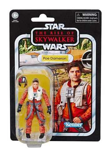 THE VINTAGE COLLECTION - POE DAMERON (EPISODE IX) 3,75""
