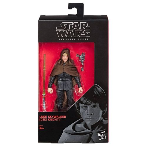 "LUKE SKYWALKER (JEDI KNIGHT) 6"" / EXCLUSIVE"