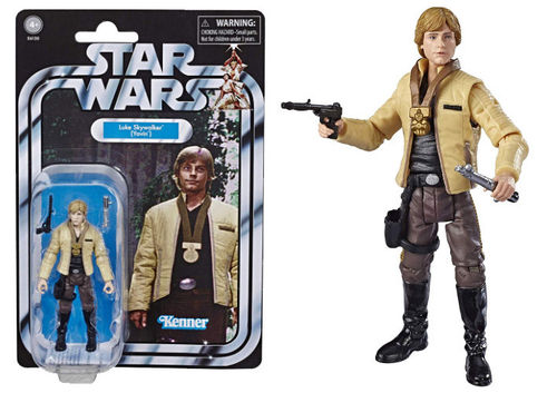 THE VINTAGE COLLECTION - LUKE SKYWALKER (YAVIN CEREMONY) 3,75""