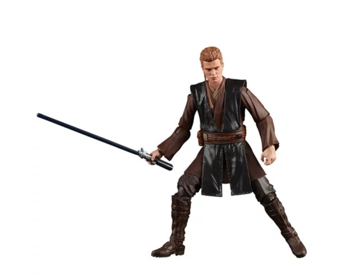 STAR WARS BLACK SERIES ANAKIN SKYWALKER (AOTC) 6""