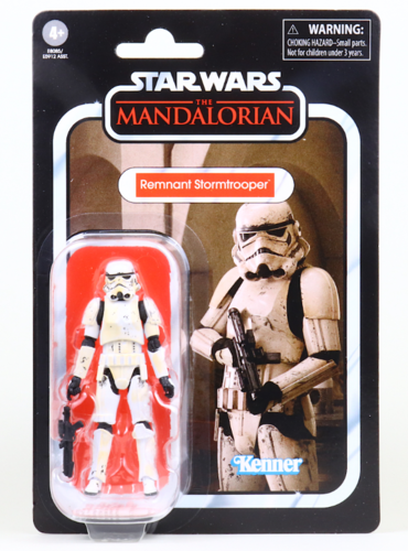 THE VINTAGE COLLECTION - REMNANT STORMTROOPER (THE MANDALORIAN) VC165  3,75""