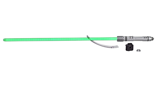 STAR WARS BLACK SERIES FORCE FX LIGHTSABER KIT FISTO 1:1