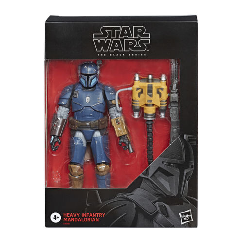 HEAVY INFANTRY MANDALORIAN (THE MANDALORIAN / DELUXE FIGURE