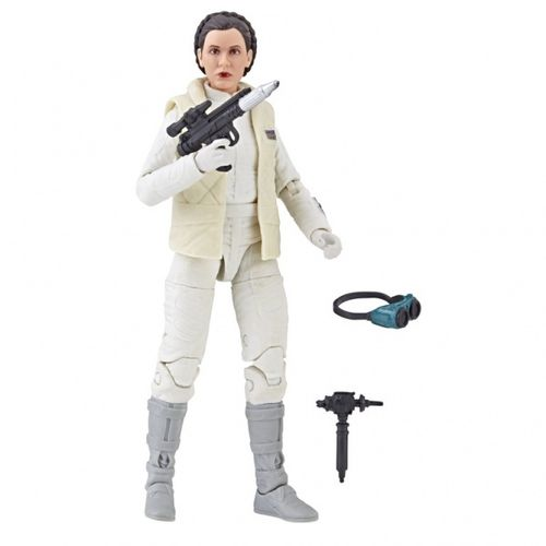 "PRINCESS LEIA (HOTH) 6"" / LOOSE"