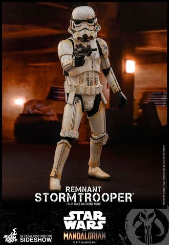 HOT TOYS STAR WARS REMNANT STORMTROOPER (THE MANDALORIAN) 1/6 TMS011