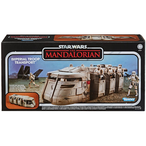 THE VINTAGE COLLECTION - IMPERIAL TROOP TRANSPORTER (THE MANDALORIAN)