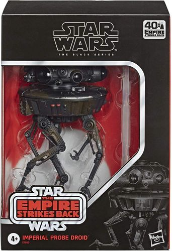 IMPERIAL PROBE DROID (40th ANNIVERSARY) DELUXE FIGURE 6""