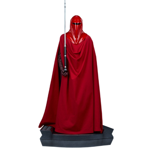 SIDESHOW STAR WARS EMPEROR'S ROYAL GUARD PREMIUM FORMAT STATUE 1/4