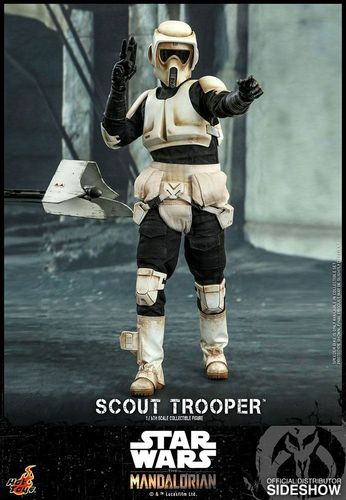 HOT TOYS STAR WARS SCOUT TROOPER (THE MANDALORIAN) 1/6  TMS016