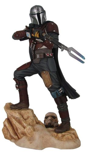 GENTLE GIANT STAR WARS THE MANDALORIAN PREMIER COLLECTION STATUE 1/7
