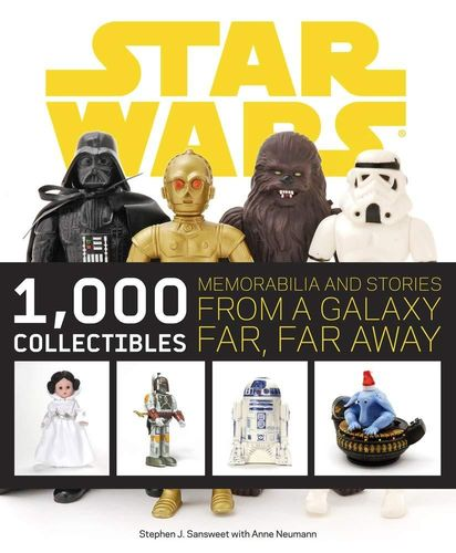 1000 COLLECTIBLES FROM A GALAXY FAR, FAR AWAY / SAMMLERKATALOG