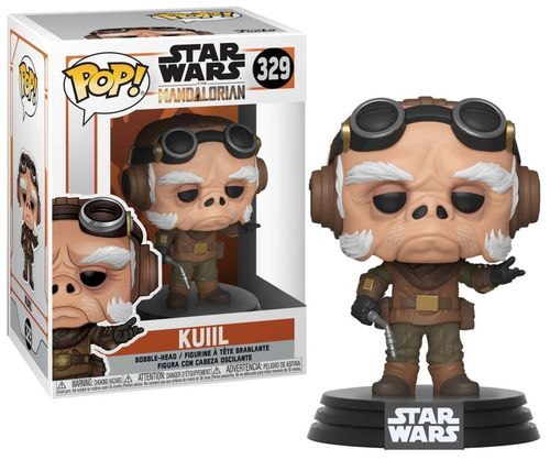 FUNKO POP STAR WARS THE MANDALORIAN - KUIIL #329