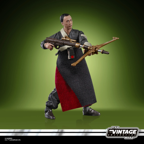 THE VINTAGE COLLECTION - CHIRRUT ÎMWE 3,75""