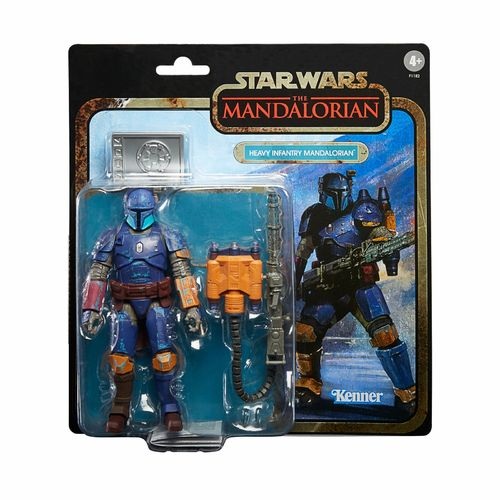 "CREDIT COLLECTION - HEAVY INFANTRY MANDALORIAN 6"" / BEST BUY EXCLUSIVE"