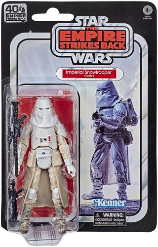 BLACK SERIES ESB 40th ANNIVERSARY IMPERIAL SNOWTROOPER 6""
